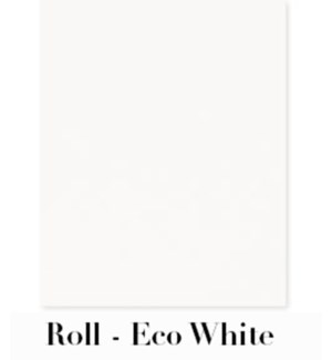 Roll Eco White 10' X 30""