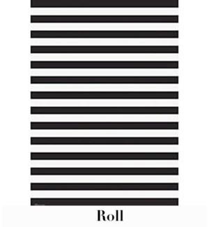 Black & White Stripes Rolls
