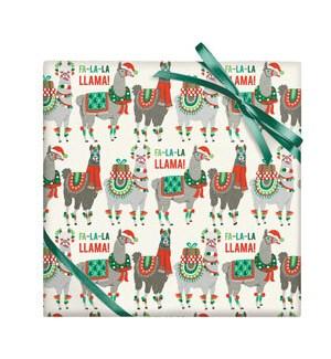 Holiday Llamas Rolls
