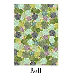 Succulents Roll