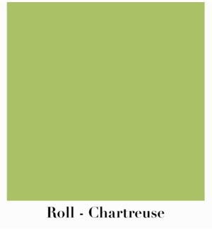 """Roll Chartreuse 10' X 30"""""""