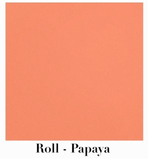 Roll Papaya 10' X 30""