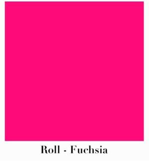 "Roll Fuchsia 10' X 30"""