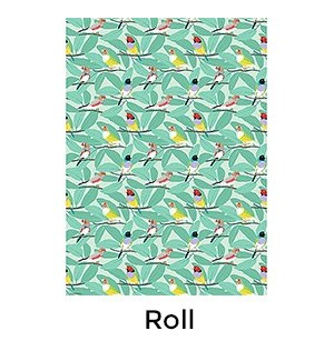 Finches - 2 Sheets/Roll