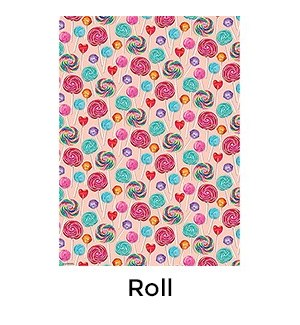 Lollipops - 2 Sheets/Roll