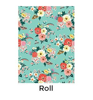 Garden Party - 2 Sheets/Roll