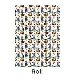 Hula - 2 Sheets/Roll