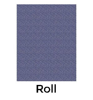 Flurry on Navy Continuous Roll