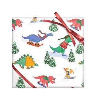 Extreme Winter Dinos - 2 Sheets/Roll