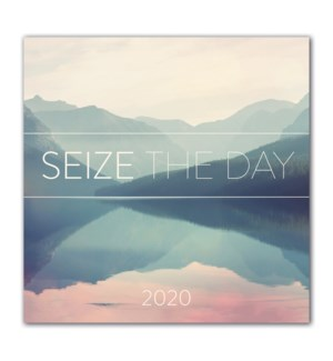 2020 Words to Live By Wall Calendar