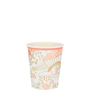 Valentine Doodle Cups