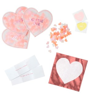 Love Heart Shaker Favors-avail mid Jan