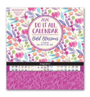 2020 Bold Blossoms Do It All Wall