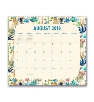 2020 Botanicals Magnetic Monthly Pad