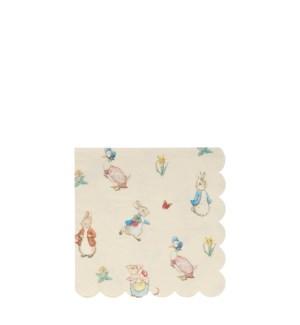 Peter Rabbit & Friends Small Napkin