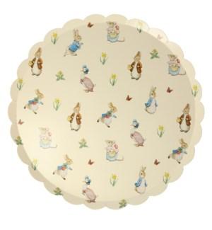 Peter Rabbit & Friends Dinner Plate