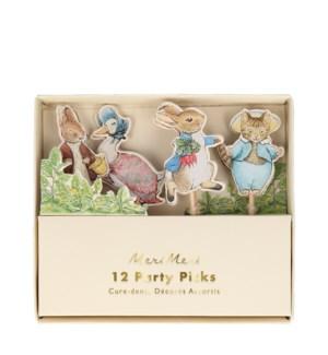 Peter Rabbit & Friends Party Picks