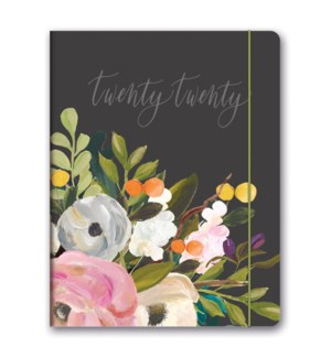 2020 Bella Flora Just Right Monthly Planner