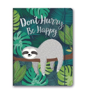 2020 Don't Hurry, Be Happy Just Right Monthly Planner