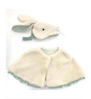Sherpa Bunny Dress Up Set
