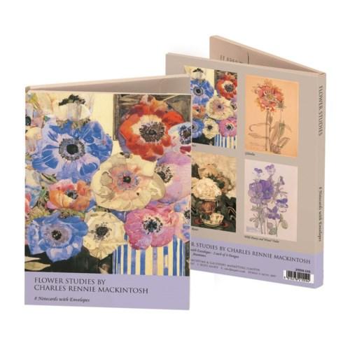 Flower Studies Mackintosh Wallet  215594