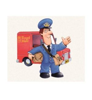 Postman Pat & Van
