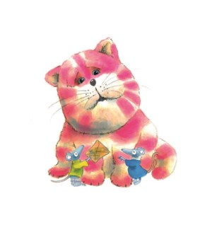 Bagpuss With Mice Postgate