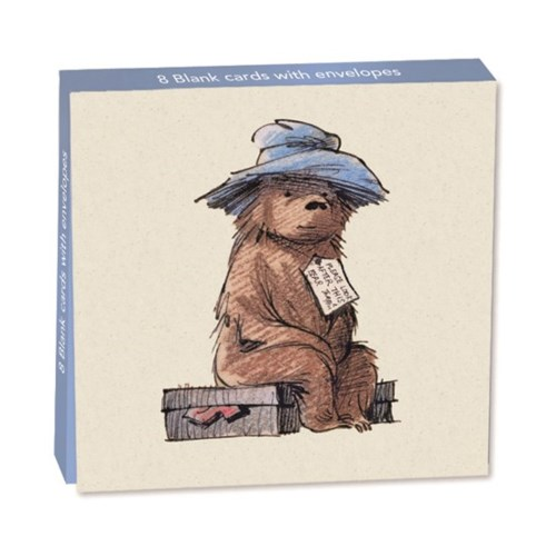 Paddington On His Suitcase   227160