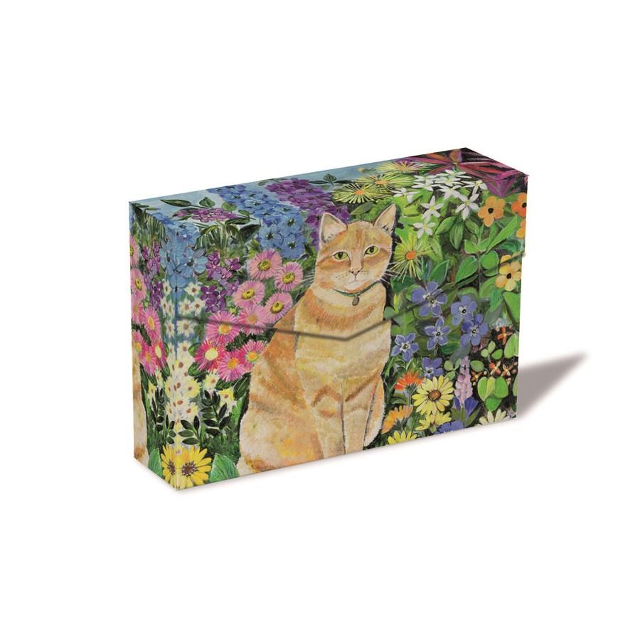 Gordon'S Cat  Notecard Box