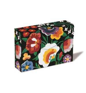 Indian Blossom Notecard Box