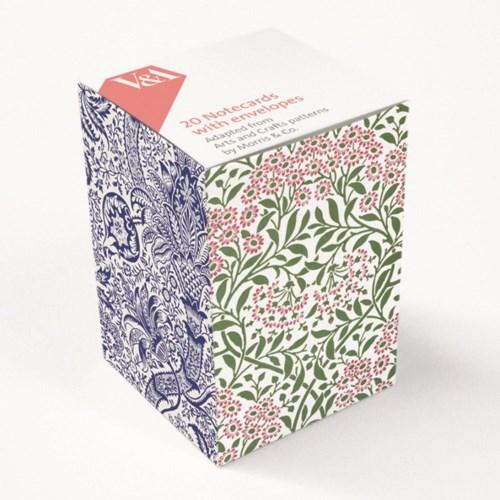Morris & Co Mini Notecard Cube   248448