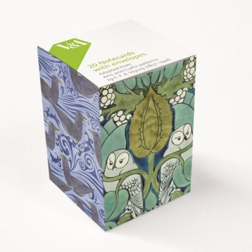 Voysey Mini Notecard Cube  248455