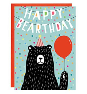 Happy Bearthday A6
