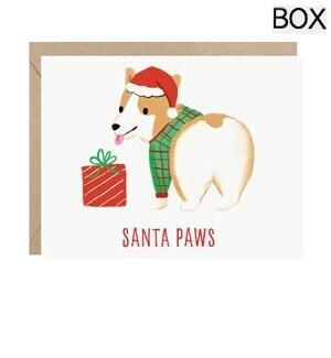 Santa Paws A2 (S/10)