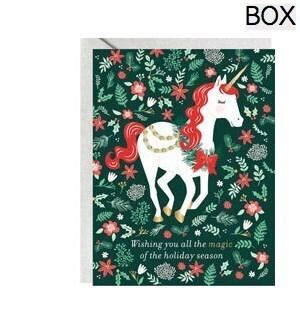Holiday Unicorn FOIL A2 (S/10)