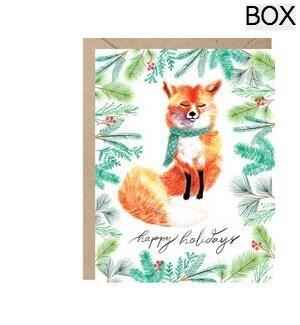 Holiday Fox A2 (S/10)