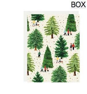 Christmas Tree Farm FOIL A2 (S/10)