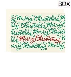 Merry Christmas LTPS 4bar (S/8)