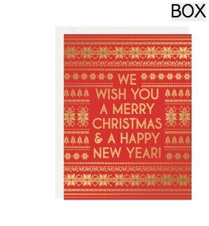 Nordic Christmas Wishes FOIL A2 (S/10)