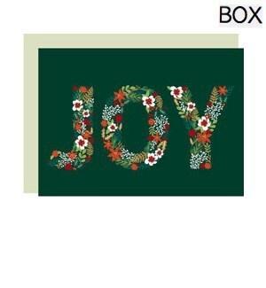 Floral Joy FOIL 4bar (S/10)
