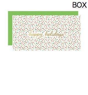 Colorful Flurry FOIL #10 Money Card (S/10)