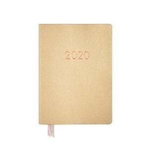 "2020 PS Planner Gold Medium 6"" x 8"""