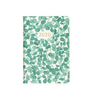 2020 Luxe Page-A-Day Planner Eucalyptus