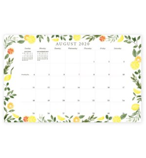 2019-2020 Botanical Blotter Calendar