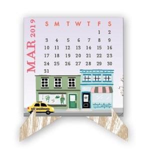 2020 Mini Accordion Calendar