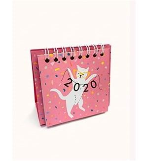 """2019-2020 Mini 3"""" x 3"""" Cats Calendar"""