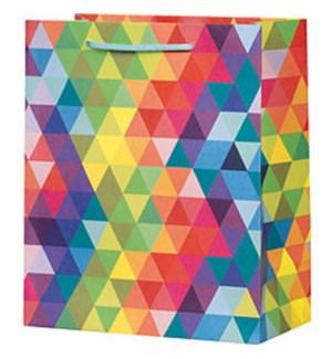 Rainbow Prism Medium Bag