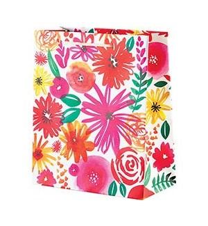Wildflower Medium Bag