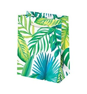 Tropical Leaves Small Bag