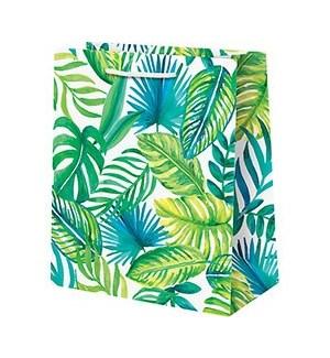 Tropical Leaves Med Bag